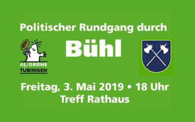 Ortsrundgang Bühl @ Treffpunkt am Rathaus in Bühl